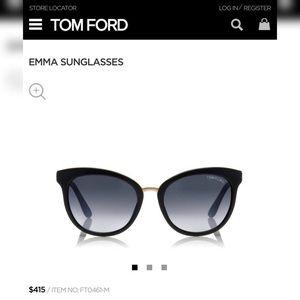 TOM FORD EMMA SUNGLASSES